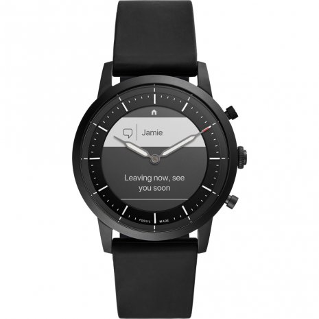 Hybrid Smartwatch with E-ink display Spring Summer Collection Fossil