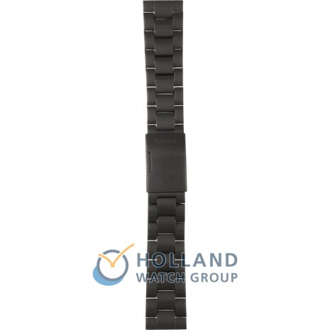 Fossil FS5277 The Commuter 3H Date Strap