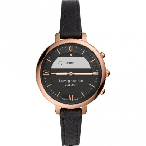 Ladies Hybrid HR smartwatch Fall Winter Collection Fossil