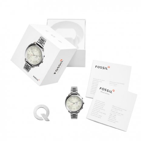 watch silver Smart Analog