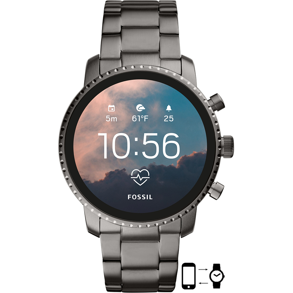 7e038cf7bbdb Fossil FTW4012 watch - Q Explorist