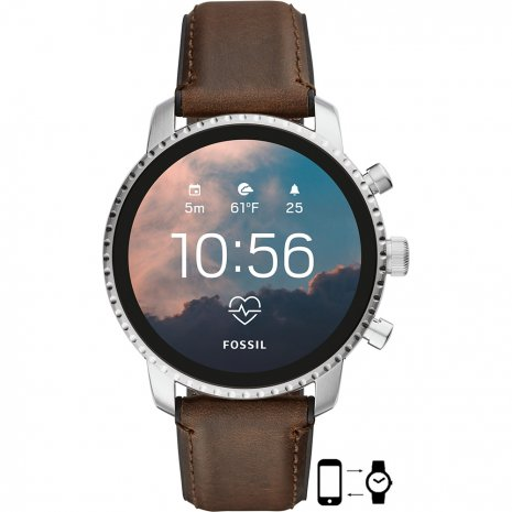 Fossil Q Explorist watch