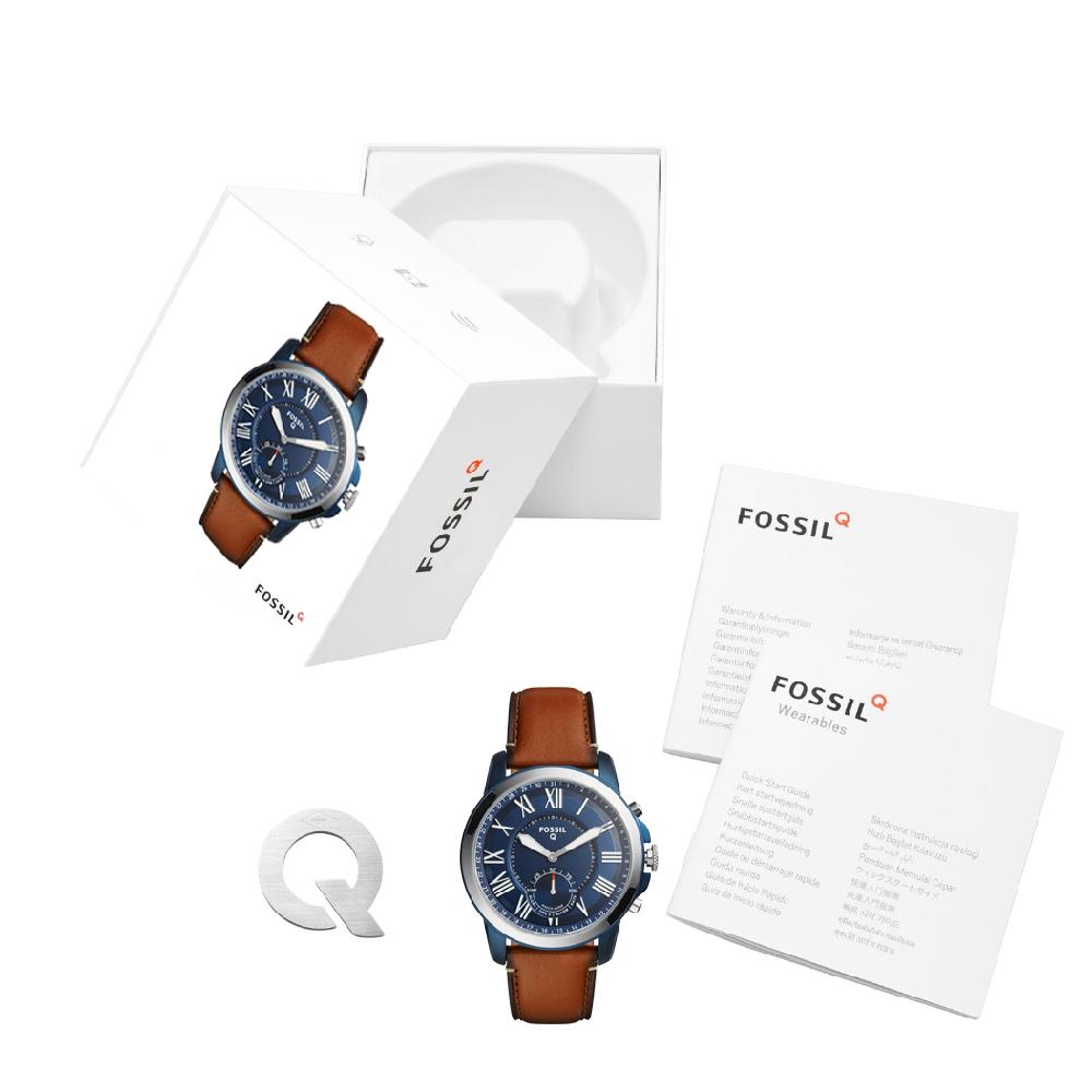 fossil ftw1147 watch q grant rh mastersintime com fossil digital watch user manual fossil watch user manual