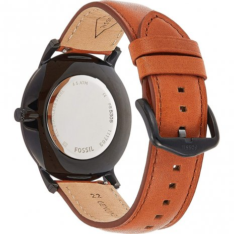 Fossil watch black