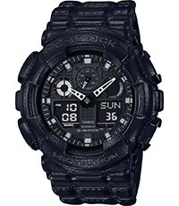 GA-100BT-1AER Black Out Texture 51.2mm