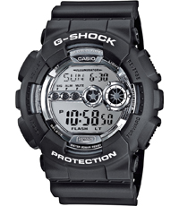 G-Shock GD-100BW-1