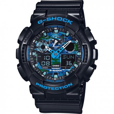 G-Shock Cool Blue watch