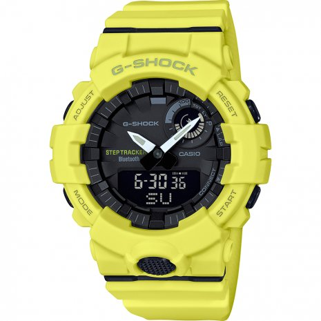 G-Shock G-Squad - Bluetooth watch