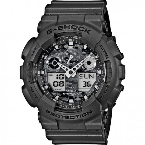 G-Shock Camo Face watch