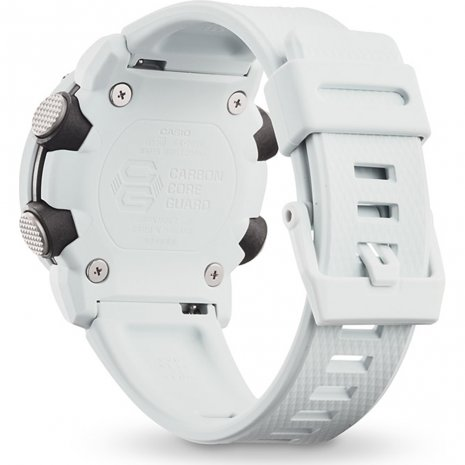 G-Shock watch White