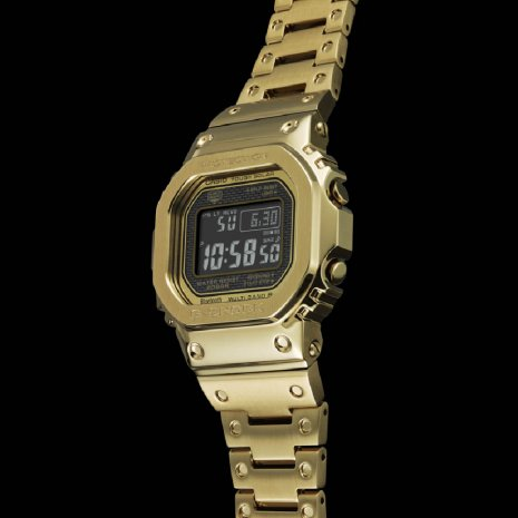 G-Shock watch Gold