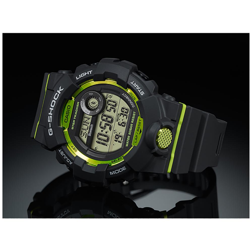 aa9bb59d7 G-Shock GBD-800-8 watch - G-Squad Bluetooth