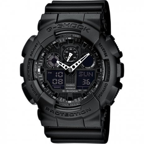 G-Shock GA-100-1A1 watch