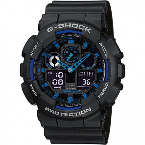G-Shock GA-100-1A2 watch