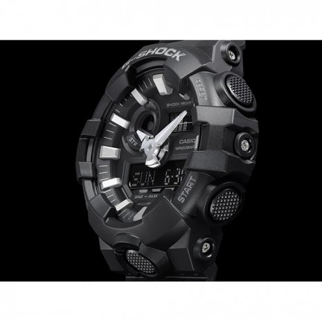 G-Shock watch black