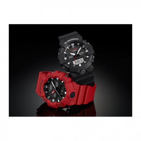 Black Ana-Digi Watch with Day-Date & Month Fall Winter Collection G-Shock