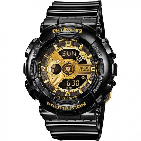 G-Shock Garrish Black montre