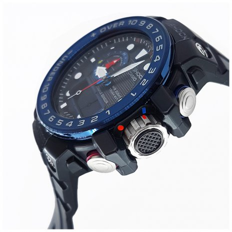Radio Controlled Marine Watch with Tide Graph and Storm Alarm Spring Summer Collection G-Shock
