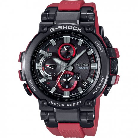 G-Shock Metal Twisted G watch