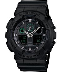 GA-100MB-1AER Mission Black 51.2mm