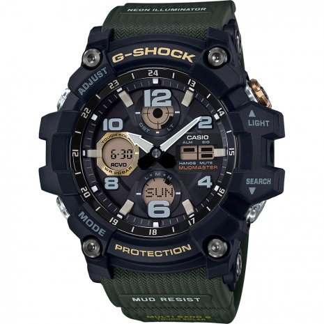 G-Shock Mudmaster watch