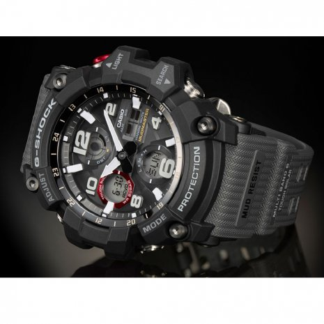 G-Shock watch grey