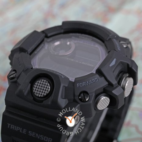 Radio-controlled solar outdoor watch Spring Summer Collection G-Shock