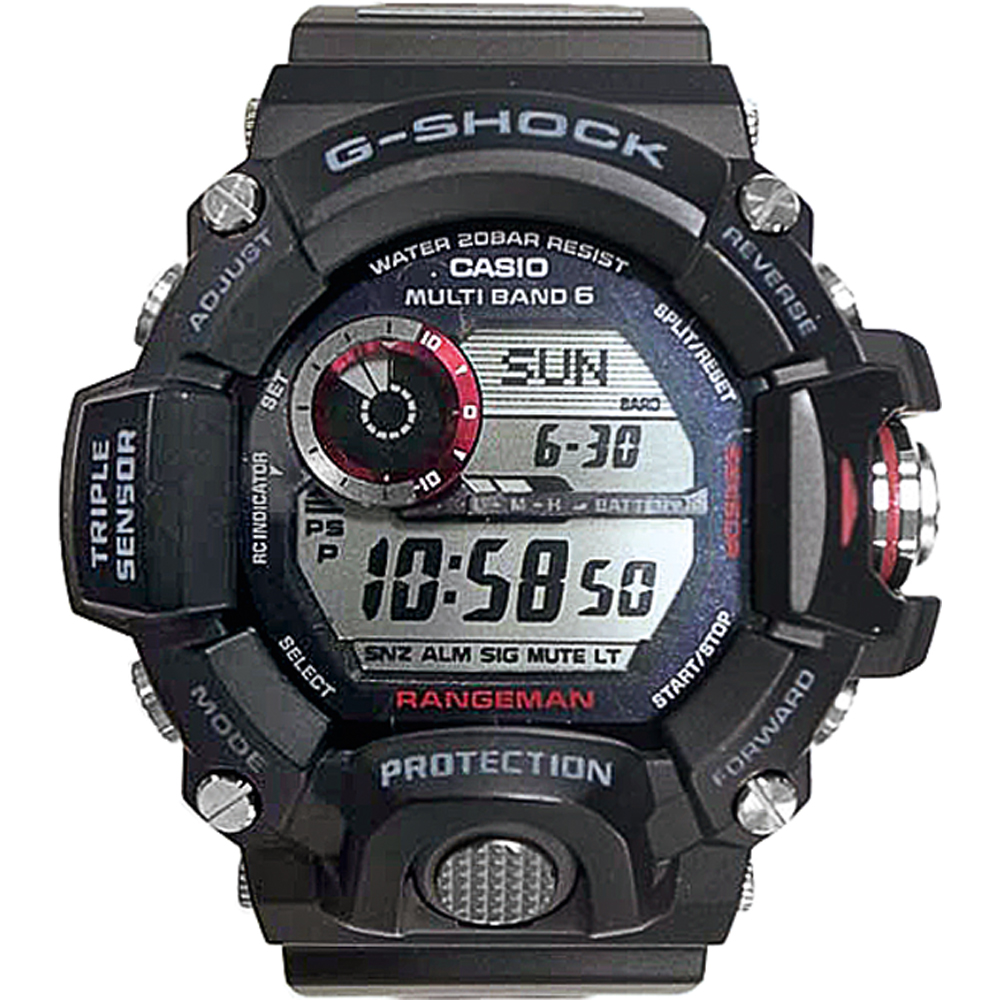 G-Shock Master of G GW-9400-1 Rangeman watch 510a8dbf0