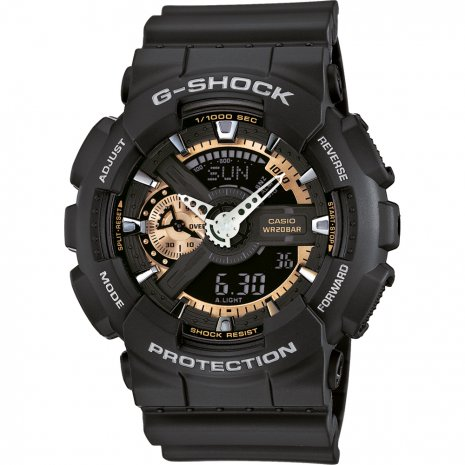 G-Shock Rose Gold watch