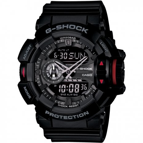 G-Shock Rotary Switch watch