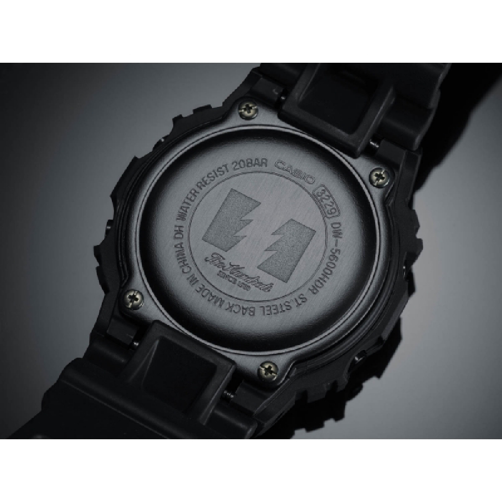 G Shock Dw 5600hdr 1 Watch The Hundreds
