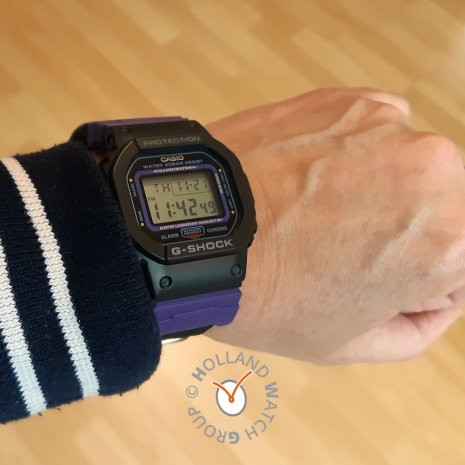 Limited Edition Retro G-Shock with extra strap Fall Winter Collection G-Shock