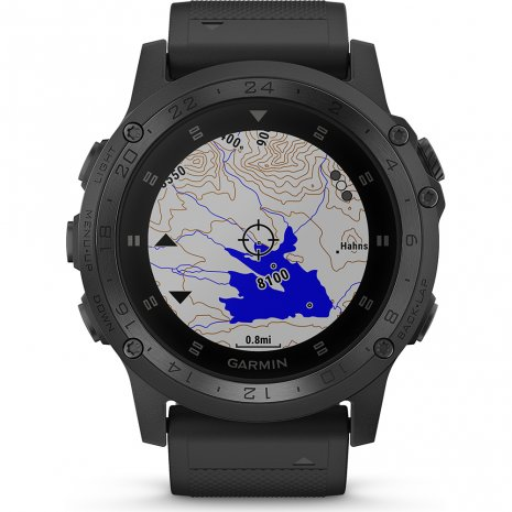 Multifunctional GPS Smartwatch with TopoActive maps Europe Spring Summer Collection Garmin