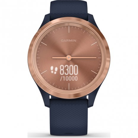 watch blue Smart Analog