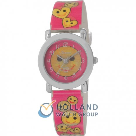 Garonne Kids Emoji Holo watch