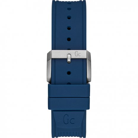 GC watch blue