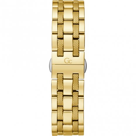 Gold gents chronograph with date Spring Summer Collection GC