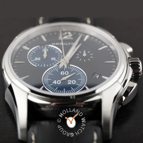 Swiss Made Quartz Chronograph with Date Fall Winter Collection Hamilton