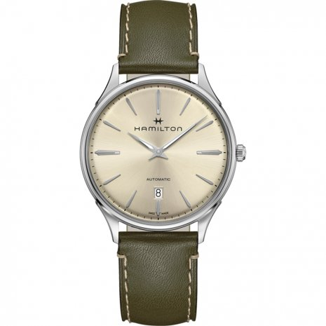 Hamilton Jazzmaster watch