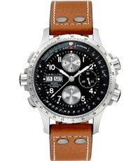 H77616533 Khaki Aviation - Pilot X-Wind 44mm