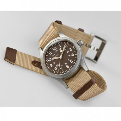 Hamilton watch Brown