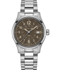 H70305193 Khaki Field 44mm