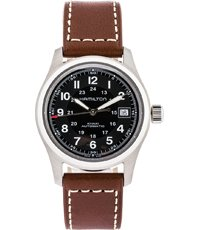 H70455533 Khaki Field 38mm