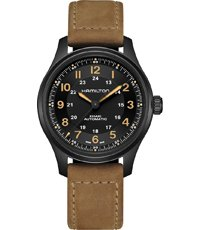 H70665533 Khaki Field 42mm