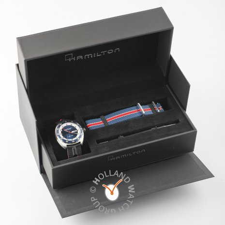 Hamilton Pan Europ watch