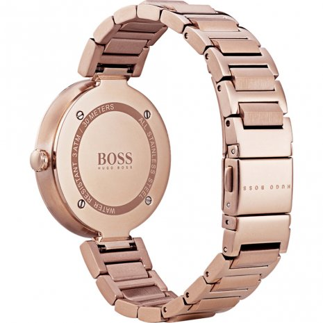 Hugo Boss watch Rose Gold