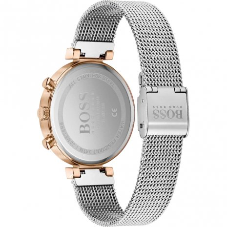 Hugo Boss watch Bicolor Rose