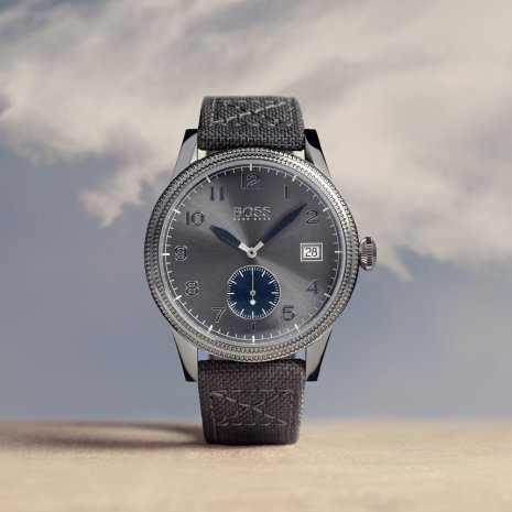 Gents Quartz Watch with Date Spring Summer Collection BOSS