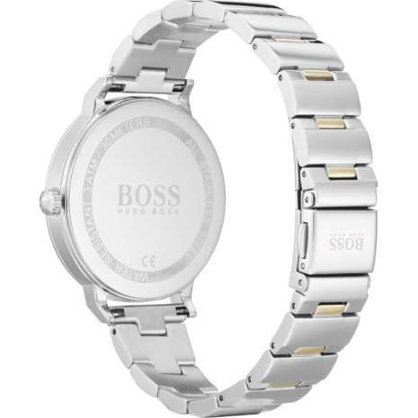 Hugo Boss watch bicolor