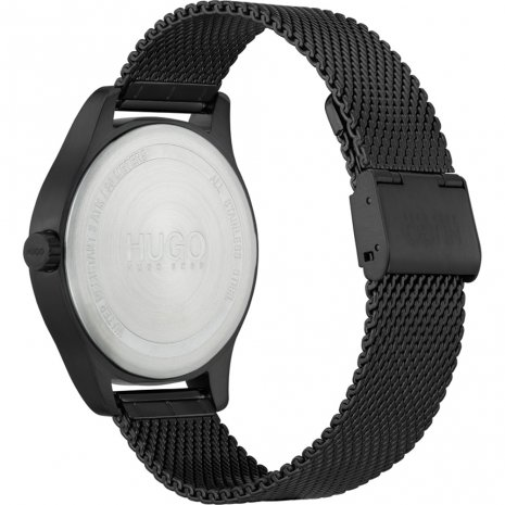 Hugo Boss watch black